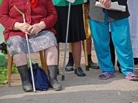 К 2016 году число нетрудоспособных россиян увеличится на 20