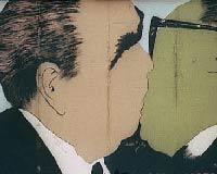 На Берлинской стене закрасили