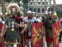 В Риме гладиаторы напали на полицейских. 243697.jpeg