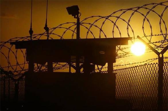 США не допустят бесед следователя ООН с заключенными Гуантанамо. СИЗО, колючая проволока, Гуантаномо