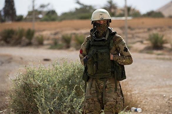 Российским военным в Сирии выдали форму для жары. 372697.jpeg