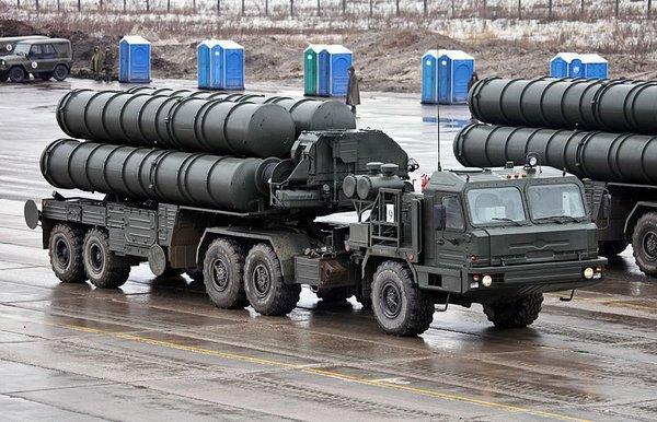 Россия поставит Турции зенитно-ракетные системы