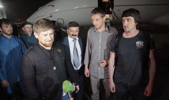 Кадыров опроверг наличие на Украине