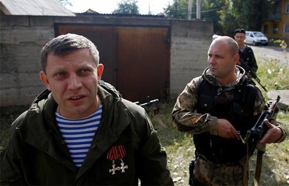 Захарченко пообещал,