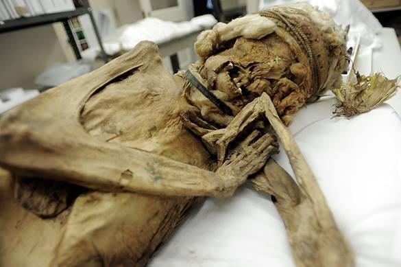 Охранник музея изнасиловал мумию