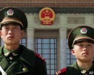 Китай увеличивает военный бюджет