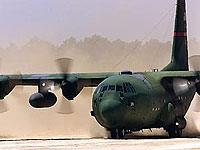 В ходе учений самолеты НАТО отработали доставку гуманитарных