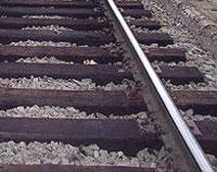 Поезд сошел с рельсов в Израиле