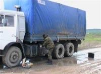На пути в Москву пять грузовиков столкнулись с легковушками