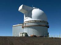 В соседней звездной системе могли столкнуться планеты. teleskop