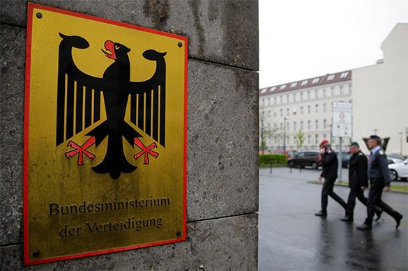 Европа вступает в армию Бундесвера