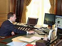 Блог президента читают почти 90 тысяч человек