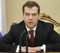 Медведев ответил на вопросы телекомпании BBC