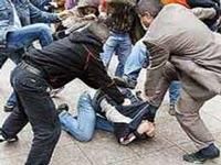 Молодежь устроила битву с полицией в Гамбурге
