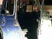 В Нальчике обстреляна милицейская машина, ранен один человек