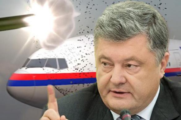 Сенсация на украинском ТВ: приказ сбить MH-17 отдал Порошенко. 387702.jpeg