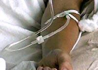 Шестьдесят детей госпитализированы с отравлением на Украине