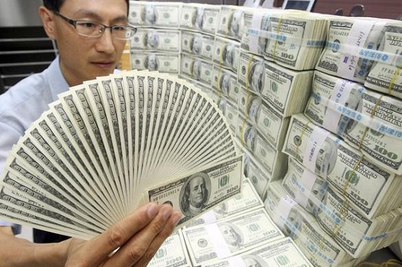 СМИ: Китай выделил  млрд на вытеснение США с финансового рынка Азии.