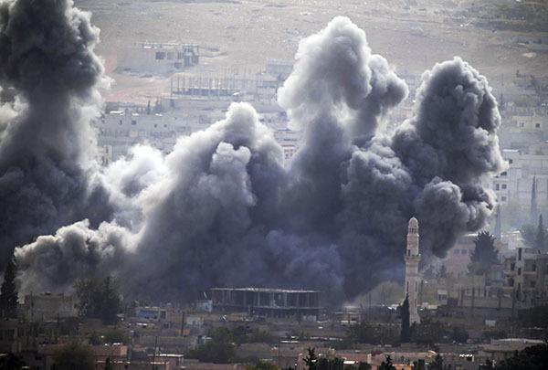 Пять мирных жителей стали жертвами авиаудара сил НАТО в Афганистане. 307703.jpeg