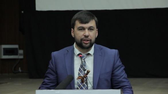 ДНР отказывается быть в составе Украины даже на правах автономии. Вице-спикер парламента ДНР Денис Пушилин