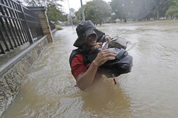 "Последствия урагана ""Харви"": Хьюстон уходит под воду. 374703.jpeg"