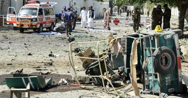 Террористы вновь атаковали Пакистан
