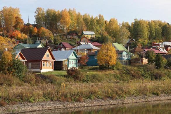 Россиянам предложат ипотеку на избы и дома в селах. 395704.jpeg