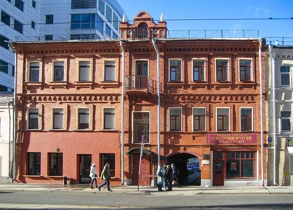 В Москве восстановили здание нелегальной типографии РСДРП. 399704.jpeg