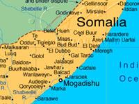 Двенадцать человек стали жертвами боев в Могадишо