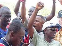 Полиция Сьерра-Лионе убила трех демонстрантов