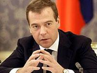 Медведев посетит футбольный матч сборных РФ и Словении