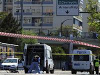 Теракт в Стамбуле: ранено восемь человек. stambul