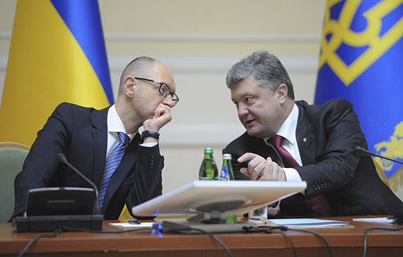 Президент Украины предложил Яценюку опять стать   премьер-министром. 302705.jpeg