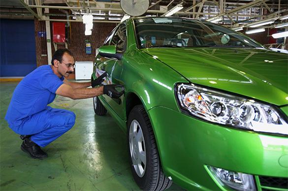 Китайские автопроизводители вытеснят Форд из Ленобласти?