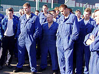 Бастующие на Алтае рабочие отменили намеченный пикет
