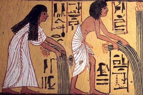 Причиной падения Древнего Египта могли стать извержения вулканов. 377706.jpeg