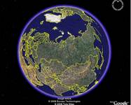 Ради Google Earth подросток нарисовал гигантский фаллический