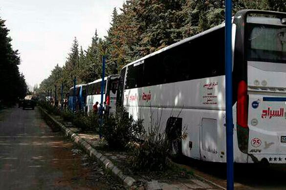 Иран и Катар организуют эвакуацию жителей из сирийских осажденны