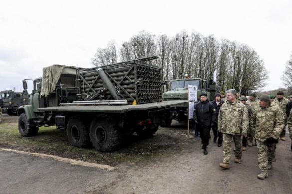 Украина объявила о готовности к войне с Россией. Украина объявила о готовности к войне с Россией