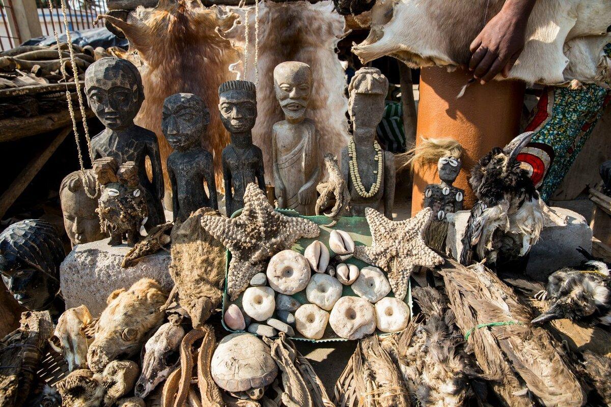 Пять самых жутких мест на планете. Рынок знахарей и колдуний (Ла-Пас, Боливия)