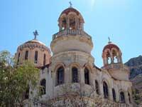 В Греции неизвестные заминировали ряд православных храмов