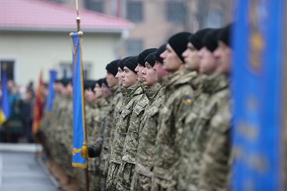 Вот тебе и Евровидение с ЕС: Украина приготовилась к военному по