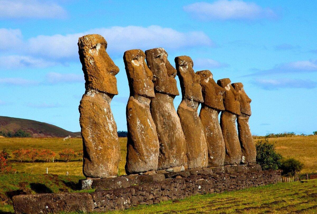 Пять самых жутких мест на планете. Остров Пасхи (Тихий океан, Чили)