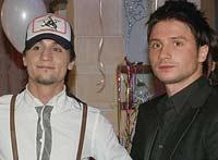 На MTV Билан и Лазарев споют дуэтом?