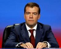 Медведев принял приглашение Меркель
