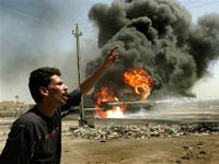 Взрыв в Кабуле произошел перед штаб-квартирой НАТО