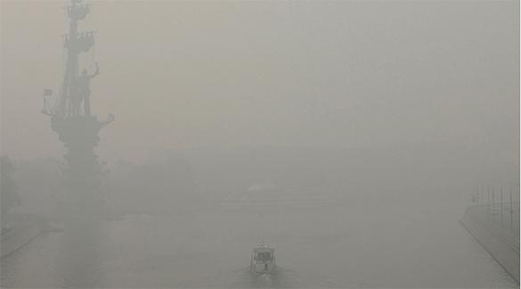 Юрий Гниненко: Запах дыма раньше никого не волновал. смог, туман, Москва