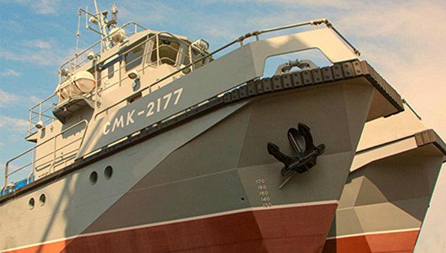 Водолазный катер нового поколения разработали для Тихоокеанского флота. Водолазный катер нового поколения разработали для Тихоокеанского