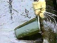 В Саратовской области из-за ДТП вылилось 15 тонн нефти