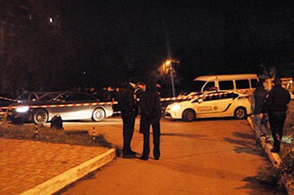 Луценко в Харькове застрелен бизнесмен причастный к убийству Вороненкова. Луценко в Харькове застрелен бизнесмен причастный к убийству